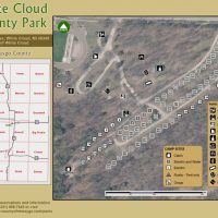 White Cloud County Park Map